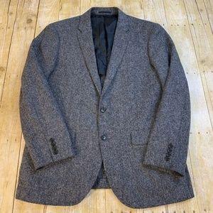 J. Crew Ludlow Tweed Herringbone Sport Coat 44R